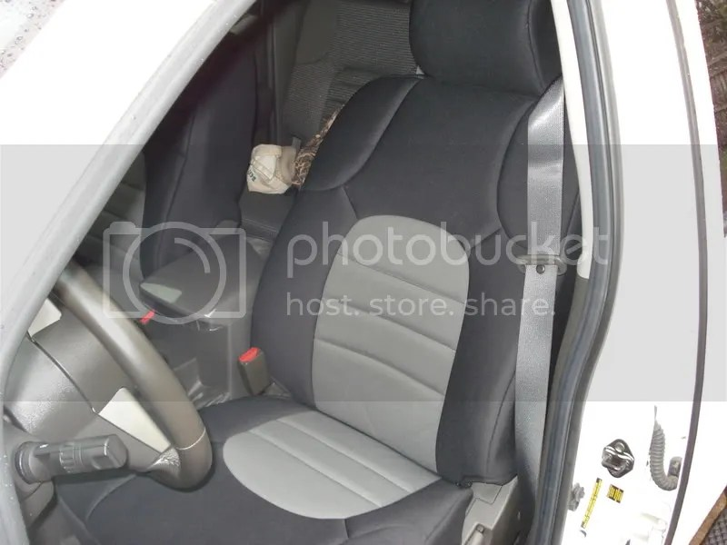Wet Okole Seat Covers Installed PICS  Nissan Frontier Forum