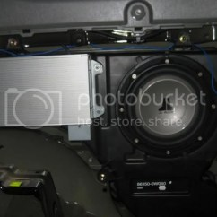 Wiring Diagram For Sub And Amp Free Printable Venn Maker Replaced Jbl Sub/added Amp: Install Pics/info - Page 27 Toyota 4runner Forum Largest ...