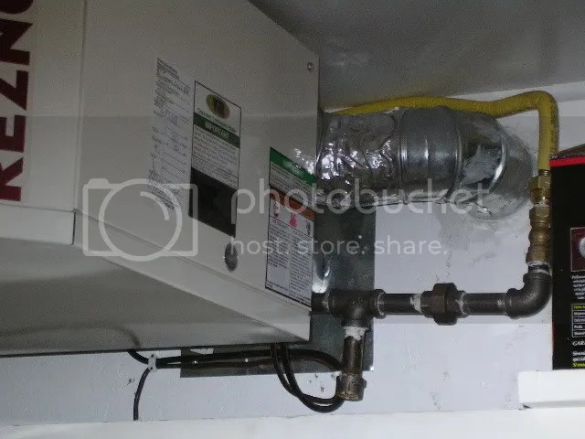 Heating your garage   Canadian Woodworking and Home Improvement Forum