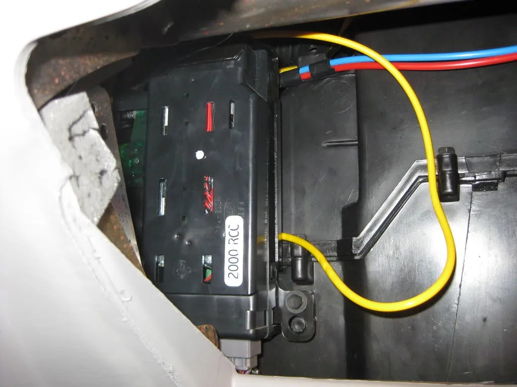 2001 mercury sable ac diagram alpine type x subwoofer wiring my write up for eatc with 2000 2007 electronics
