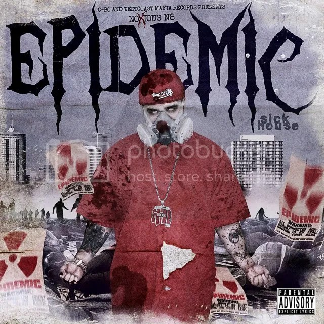 epidemic noxious n8 cover