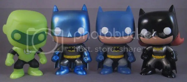 SDCC DC Funko Force 2