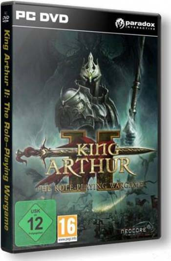 3233deb1c795f62b3cedc77cb7b5a457 - King Arthur II The Roleplaying Wargame (2012/ENG/Repack by ZEN369)