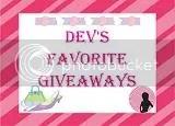 Dev's Giveaways