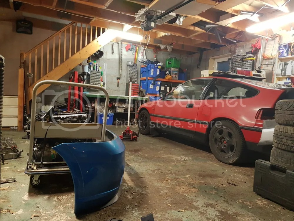 medium resolution of i bought it back in 2016 as a 1988 honda crx with the d series engine it had a few modifications but i pretty much only wanted the shell for a track car