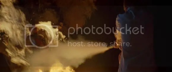 burning Bob