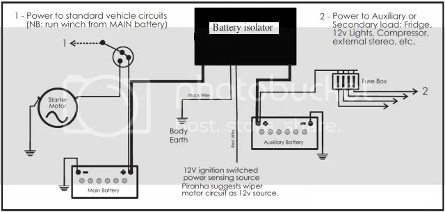 ipf 900xs wiring diagram 220v generator plug dual battery install guide pradopoint toyota prado 4x4 cringe when they have to hack into their factory loom but done correctly the integrity of it is not compromised first up a basic