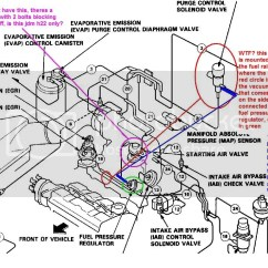2001 Honda Prelude Wiring Diagram Timer And Contactor H22 18 Images