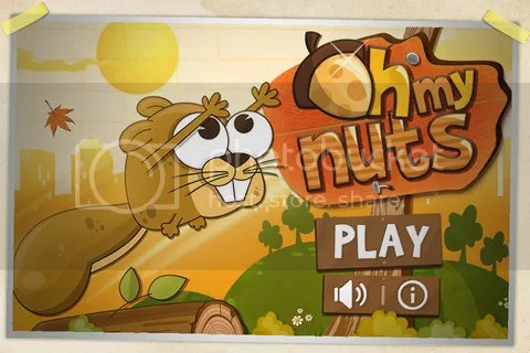 Oh My Nuts Best Games for Android Phones 2015