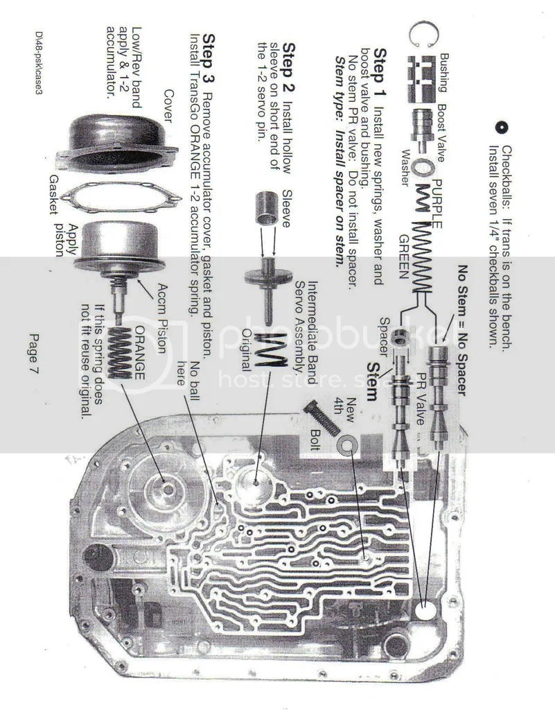 medium resolution of 4l80e servo diagram wiring diagram yer 4l80e servo piston parts diagram