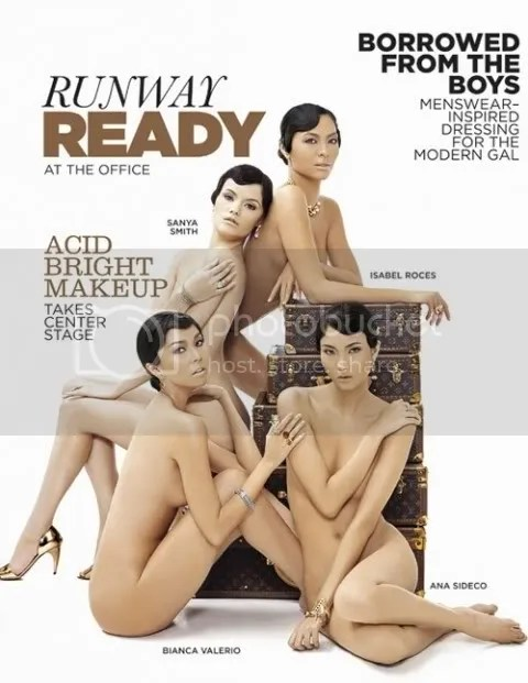 Preview Magazine: Louis Vuitton Trunks