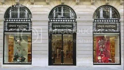Louis Vuitton Bordeaux