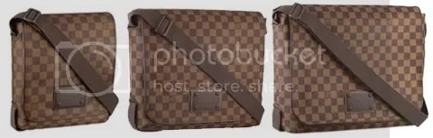 Louis Vuitton Damier Brooklyn