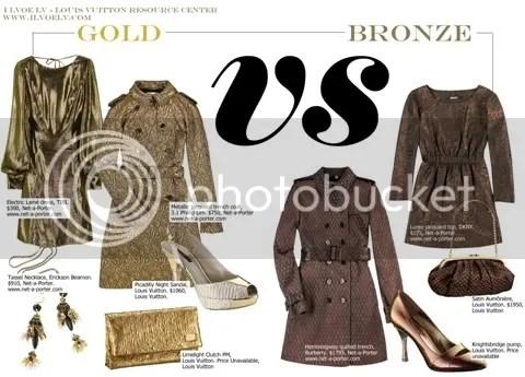 I LVOE LV Versus: Gold vs. Bronze