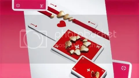 Louis Vuitton: Show Your Winning Hand - Women's Deck