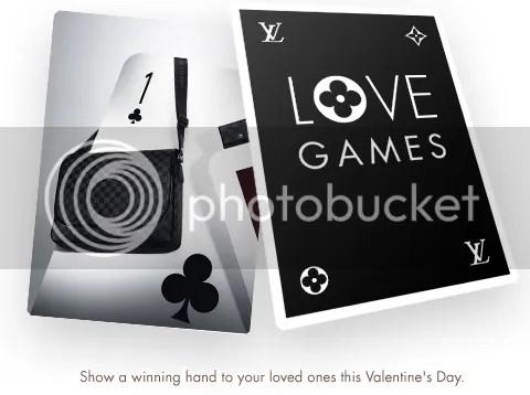 Louis Vuitton: Love Games