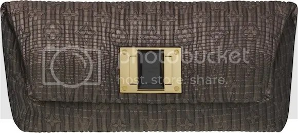 Louis Vuitton Monogram Altaïr Clutch Bronze
