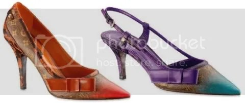 Louis Vuitton Monogram Jokes Pumps