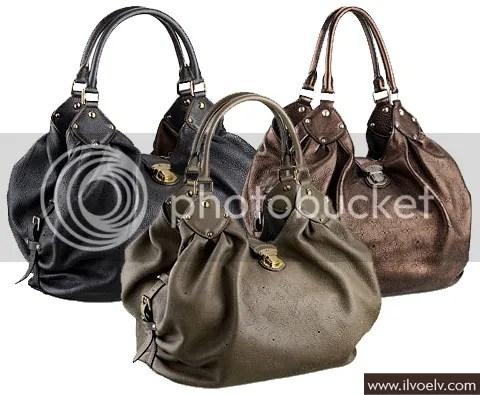 Louis Vuitton Mahina L