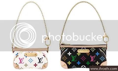 Louis Vuitton Multicolore Milla Pochette