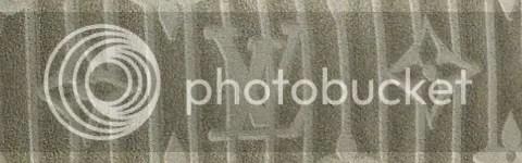 Louis Vuitton Monogram Suede Embossed