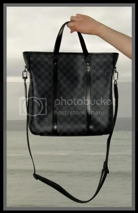 Louis Vuitton Damier Graphite Tadao