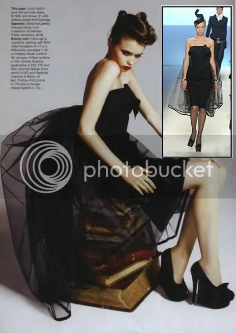 Editorial: Australian Vogue August 2008
