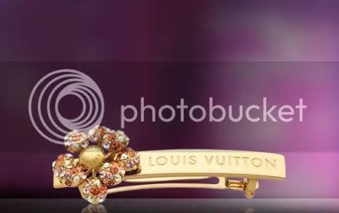 Louis Vuitton 1001 Nights Hair Clip