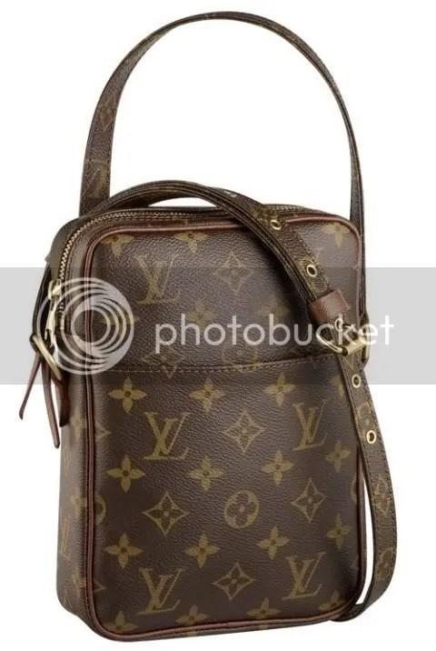 Louis Vuitton and Comme des Garcons Sac 2 Poches
