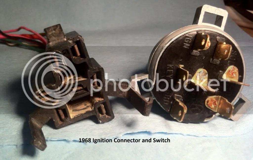 1968 Camaro Ignition Wiring Diagram