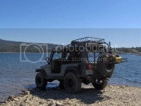 Soft Top Roof Racks! - JeepForum.com