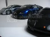 McLaren,Koenigsegg,Bugatti Veyron