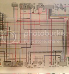 viragotechforum com u2022 view topic xv1100 1996 onwards uk model wire motorcycle wiring diagram yamaha [ 1024 x 768 Pixel ]