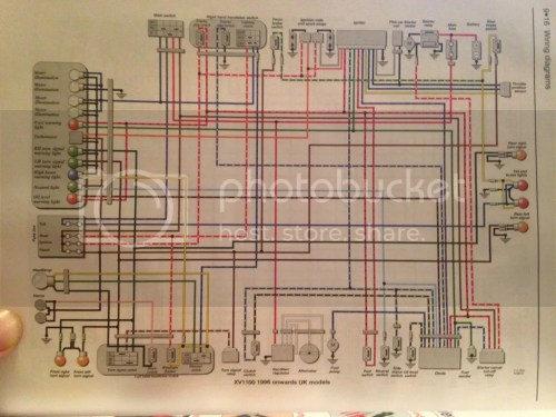 small resolution of viragotechforum com u2022 view topic xv1100 1996 onwards uk model wire motorcycle wiring diagram yamaha