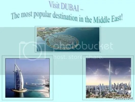 Dubai: Most Popular Destination of Middle East