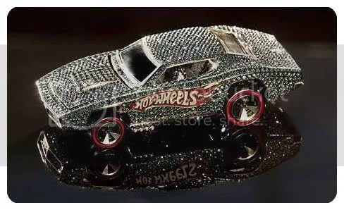 Worlds Most Expensive Toy Car