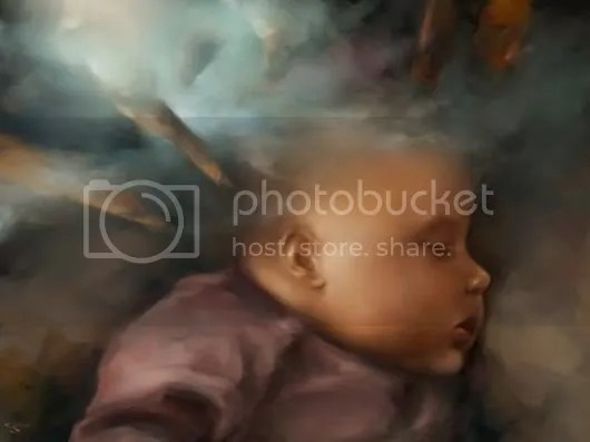 Innocent People in Innocent Paintings