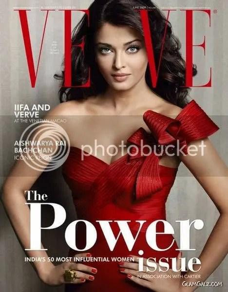 Aishwarya Rai Shows the Power of Verve
