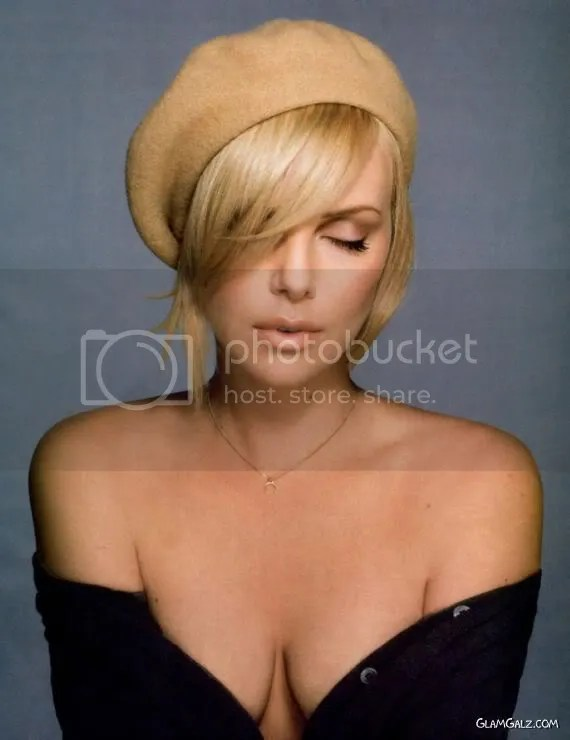 Multiple Shades of Gorgeous Charlize Theron
