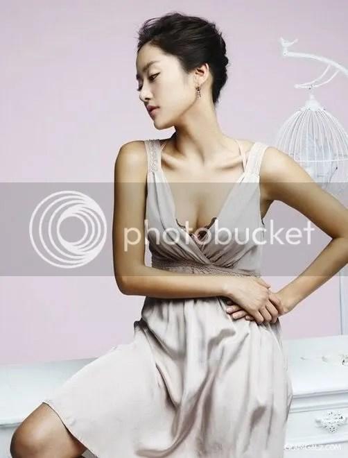 Korean Actress Jun Hye Bin