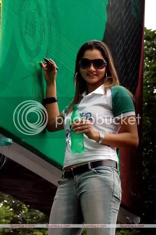 Sania Mirza - Indias Pride