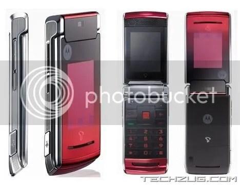 Motorola MOTO V10 2G clamshell