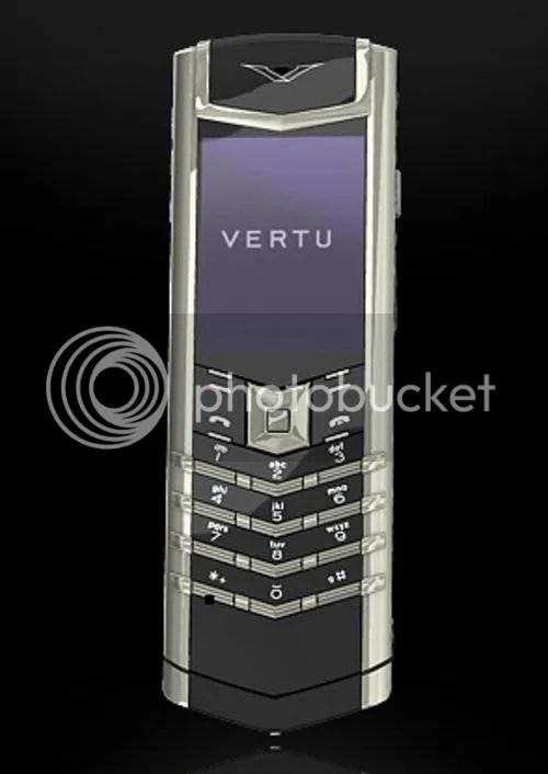Vertu Boucheron Worlds Hottest New Phone