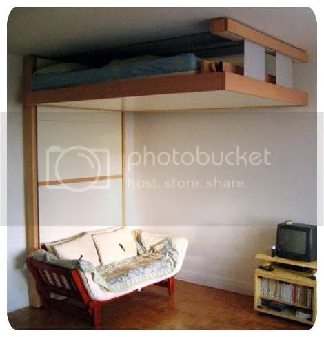 Amazing New BedUp to Save Space in Your Home