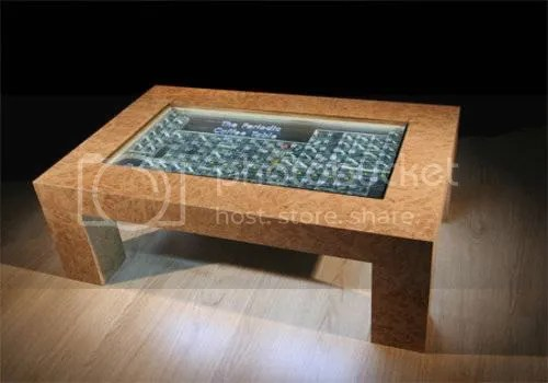 Unique and Creative Table Designs