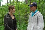 2009 Zaagkii Project Levi and Leona Tadgerson Native American Teens 7-7-09
