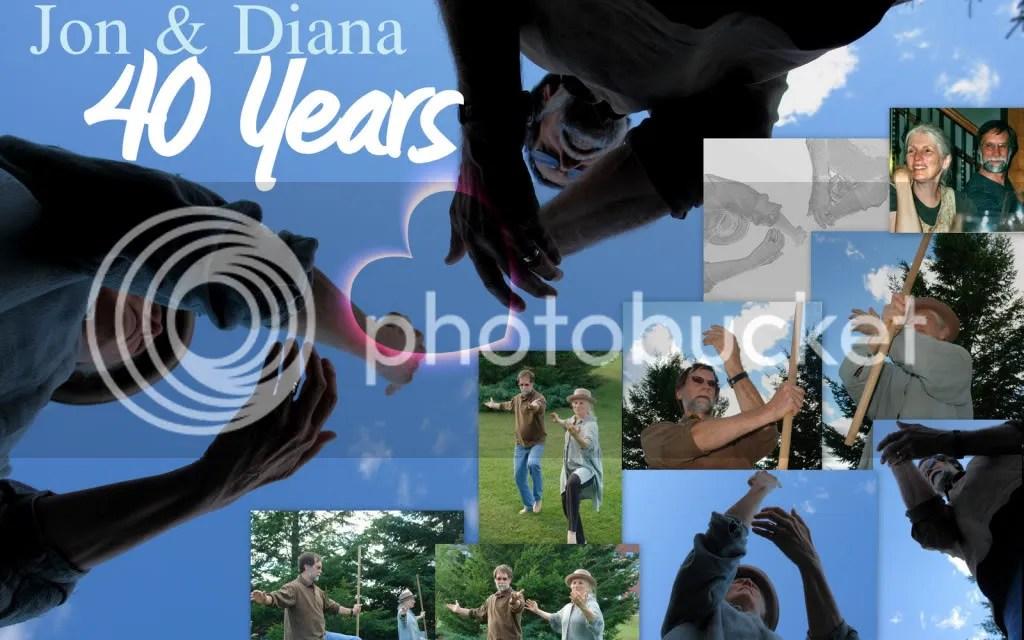 Jon & Diana Magnuson 40th Wedding Anniversary