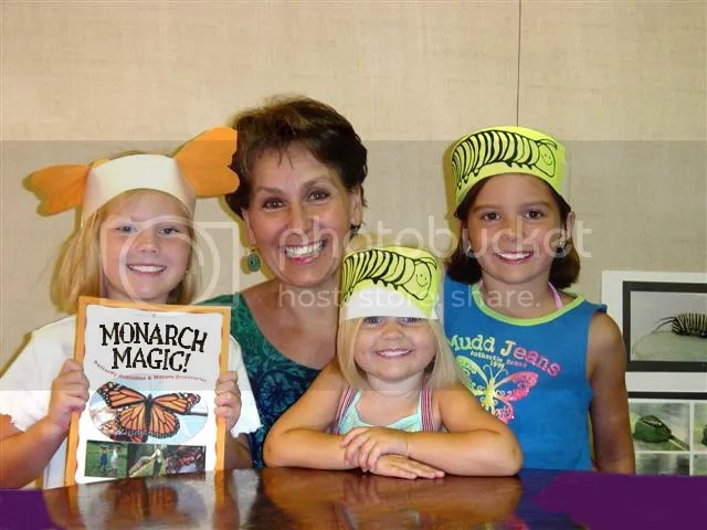 Author Lynn M. Rosenblatt,Monarch Magic,Monarch Magic!,book,author,monarch,butterfly,buterflies,monarch butterfly,Lynn M. Rosenblatt