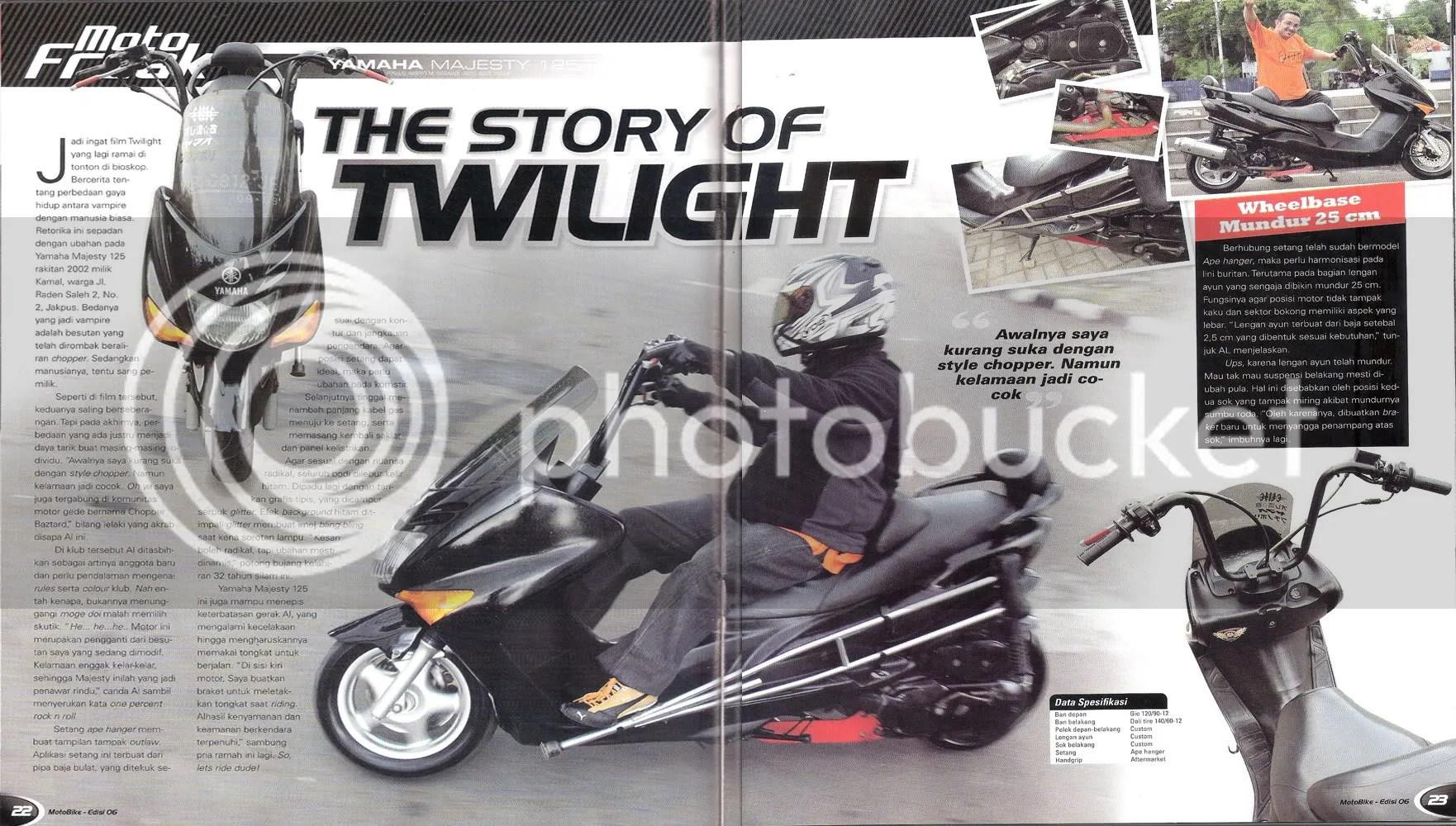 Liputan Al Moto Bike