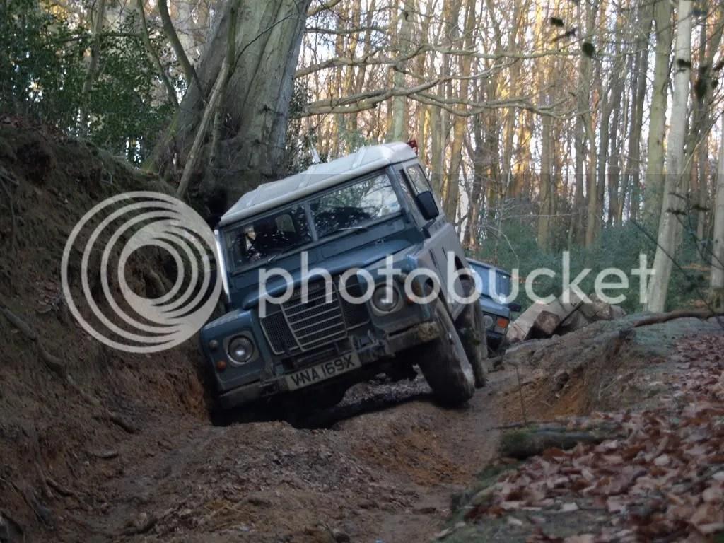 Hasil gambar untuk land rover series 3 off road